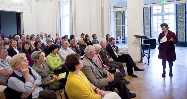 Mendelssohn Salon, © malzkornfoto.de